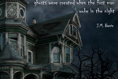 Rho Spirtual Guide Ghost Story